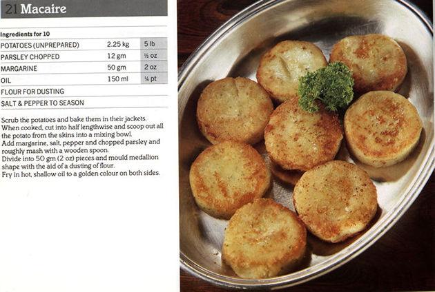 Macaire potatoes